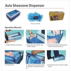 Auto Shoecover Dispenser
