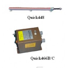 Ionizing Air Bar c/w High Voltage Power Supply