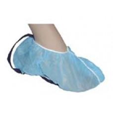 Non Woven PP Shoecover c/w Conductive Ribbon