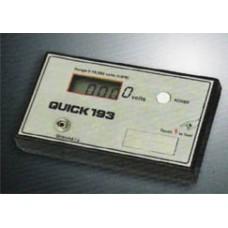 Static Check Meter